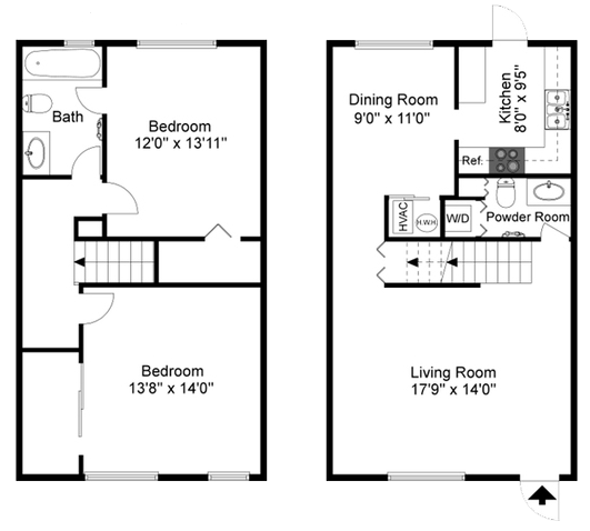 The Townhome